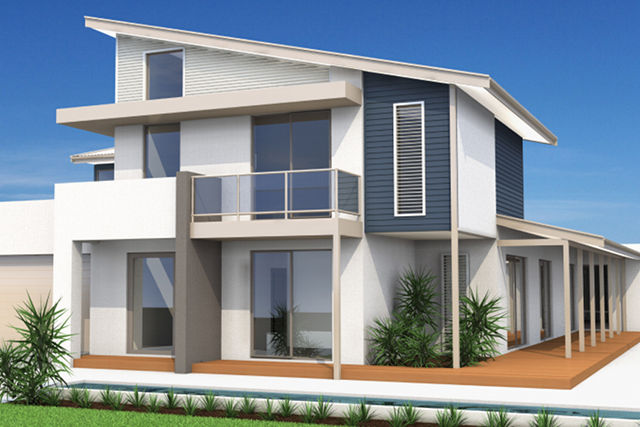 Double Storey Home Designs - Etcet Blog