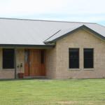 New Brick Home Construction McManus Builders