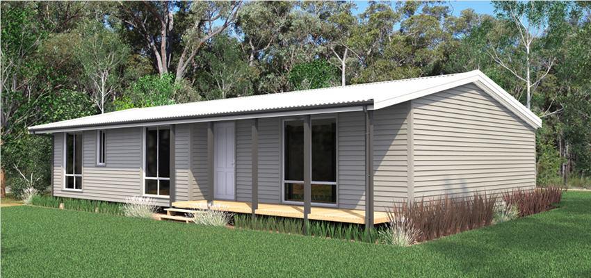 Single Storey House Model 128.3