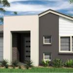 Single Storey House Model 174.3