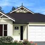 Single Storey House Model 186.3