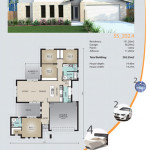 Single Storey Model 202.4 Brochure