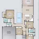 Single Storey Model 203.4 Floorplan