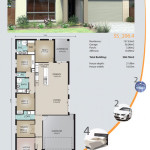 Single Storey Model 206.4 Brochure
