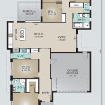 Single Storey Model 220.5 Floorplan