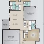 Single Storey Model 229.3 Floorplan
