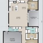 Single Storey Model 233.4 Floorplan