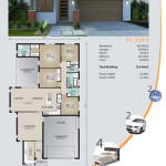 Single Storey Model 234.4 Brochure