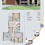 Single Storey Model 241.4 Brochure