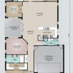 Single Storey Model 257.4 Floorplan