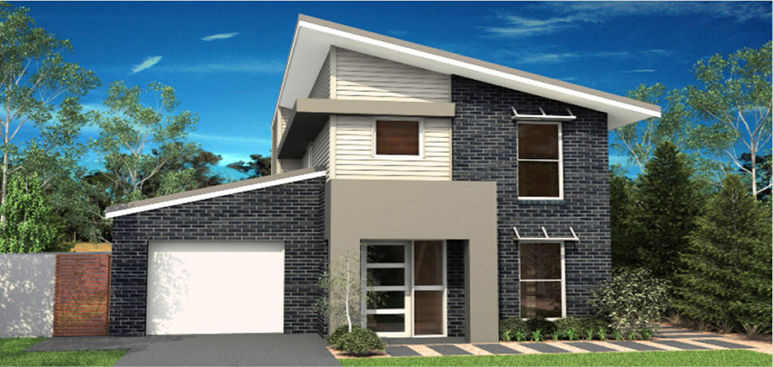 Double Storey Designs on Small 1 Story House Plans