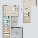 Double Storey Model 220.3 Floorplan