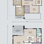 Double Storey Model 337.5 Floorplan