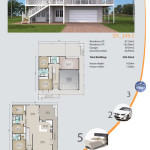 Double Storey Model 349.5 Brochure