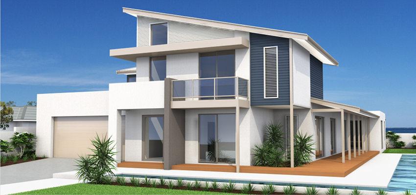 Custom Double Storey House Designs ~ McManus Builders
